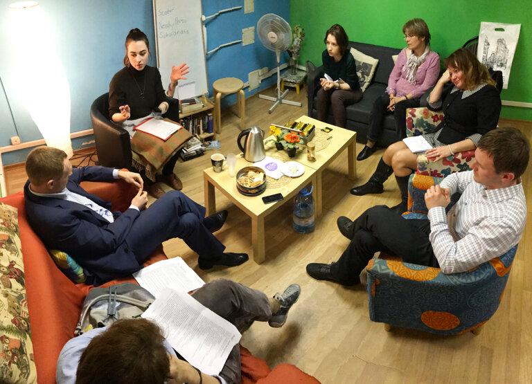 разговорный клуб москва английский язык
