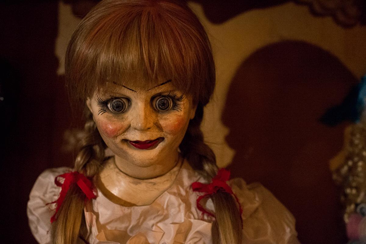 картинки про куклу анабель выпечке этого изделия