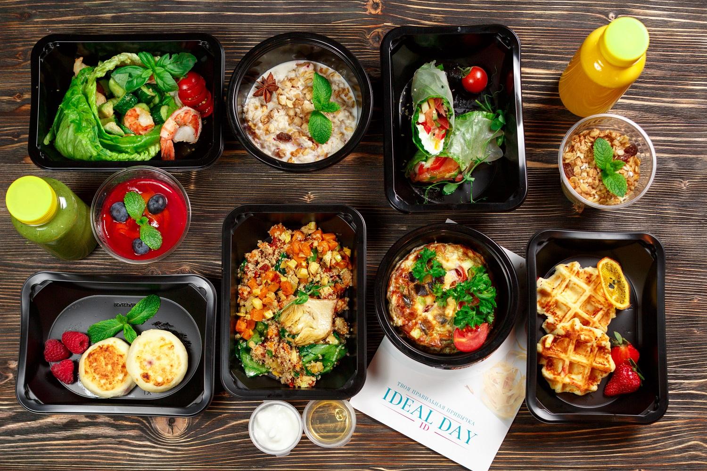 Сервис Доставки Правильного Питания