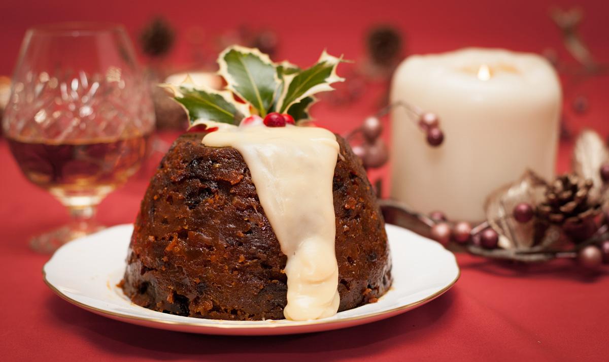 Английский рождественский пудинг рецепт с фото