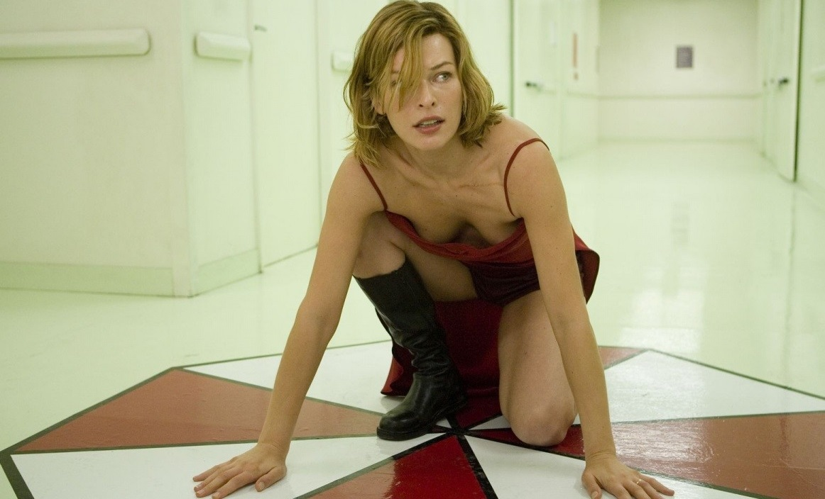 Resident evil топ самых сексуальных себе
