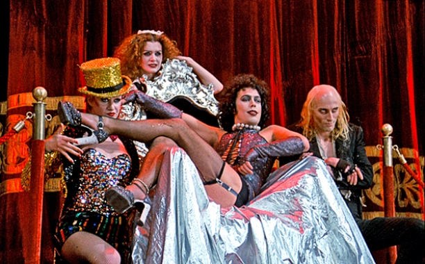 Шоу ужасов рокки хоррора / the rocky horror picture show (1975) bdrip