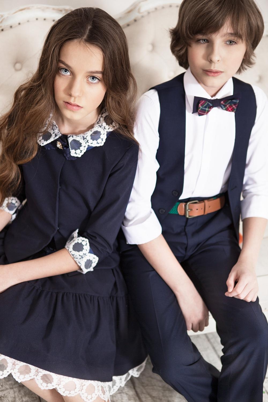 Школьная мода 2018 фото