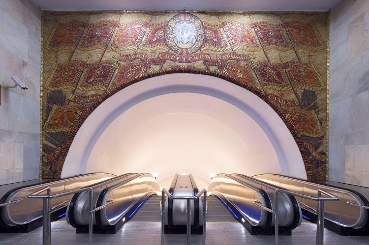 В новом году на всех станциях метро появится терминал cvb