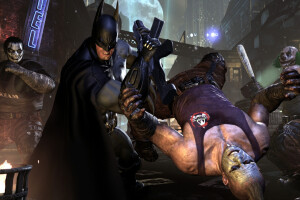 Batman: Arkham City — Game of the Year Edition