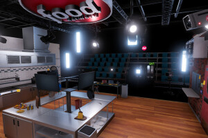 Cooking Simulator — Cooking with Food Network