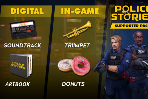 Police Stories –Supporter Pack