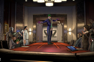 Batman: The Enemy Within — The Telltale Series