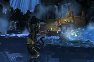 Lara Croft and the Temple of Osiris — Icy Death Pack