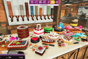Cooking Simulator — Cakes and Cookies