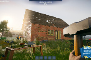 House Builder — Build all over the world!