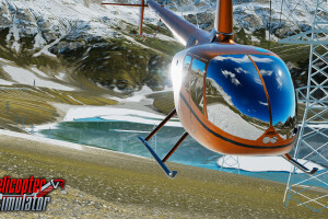 Helicopter Simulator VR 2021 — Rescue Missions