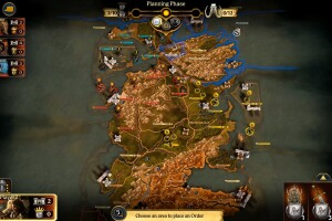 A Game of Thrones: The Board Game — Digital Edition