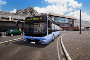 Bus Simulator 18 — Official map extension