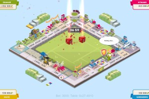 Business Tour — Board Game with Online Multiplayer