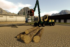 Forestry 2017 — The Simulation