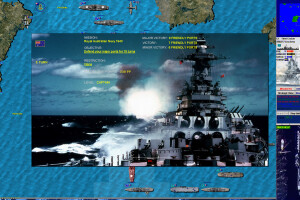 Battleships and Carriers — Pacific War