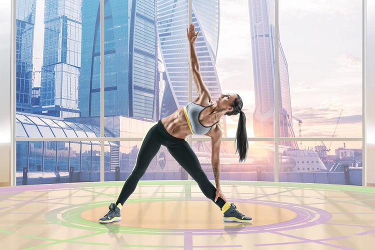 Виртуальный тренер: X-Fit запускает групповые тренировки с наставниками на «удаленке»