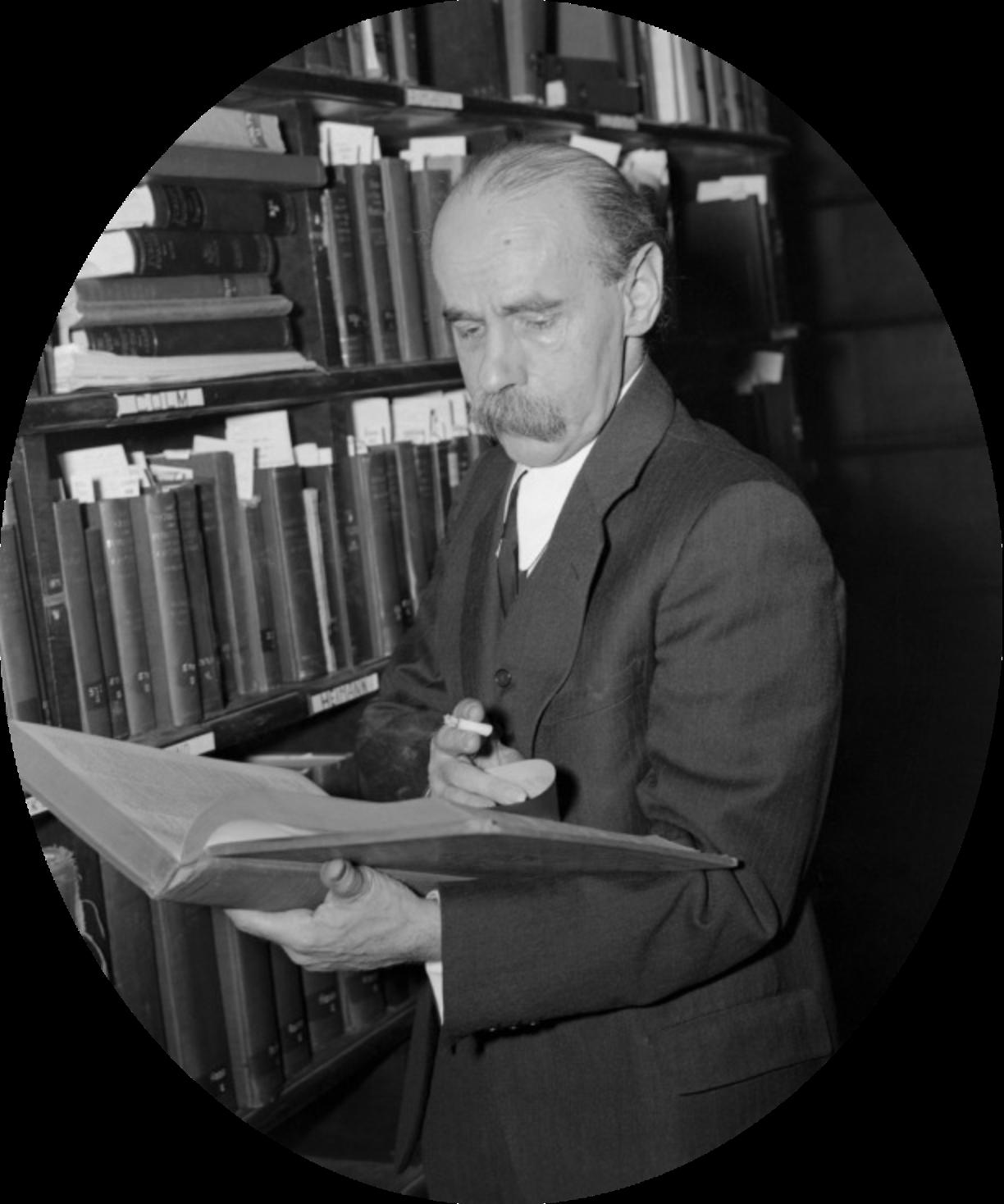 Макс Вертгеймер, один из основателей гештальт-психологии, wikimedia