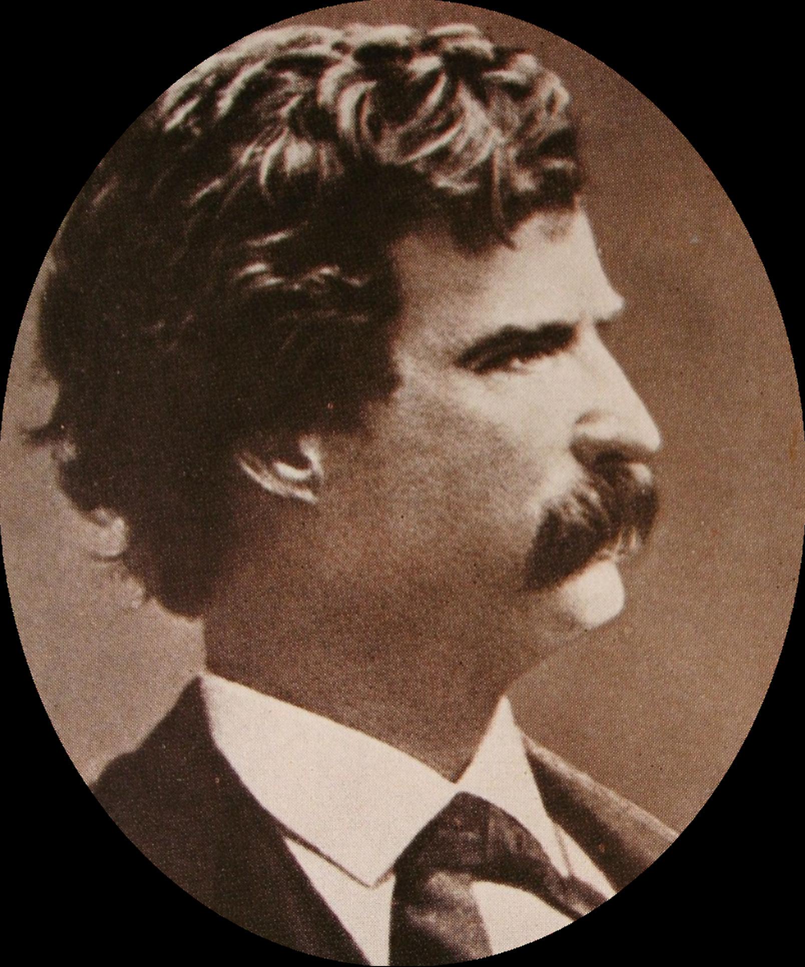 Марк Твен, wikimedia